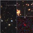 """Телескопът """"Хъбъл"""" и на основата на Общата теория за относителността на Айнщайн, американски учени наблюдаваха далечна галактика, на възраст 13 млрд. години – сформирана едва 500 милиона години след Големия […]"""
