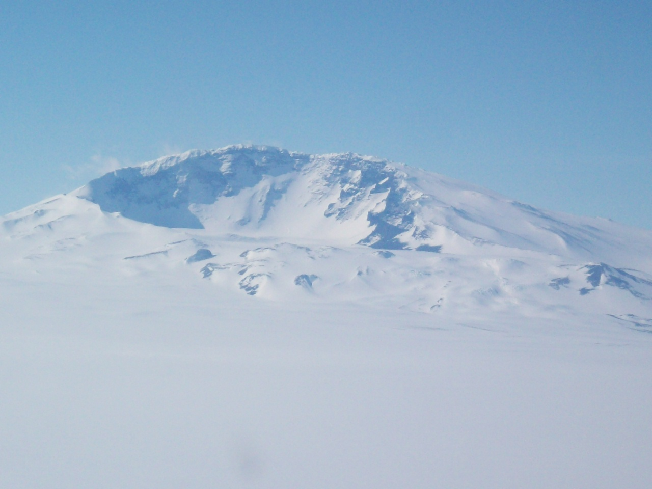Планина Сидли в Антарктика
