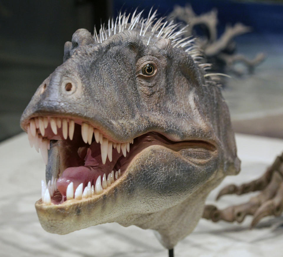 Нов вид динозавър