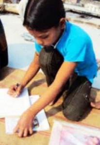 Фатима Мангре желае своето детство