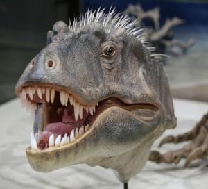 Откриха нов вид динозавър живял преди осемдесет милиона години