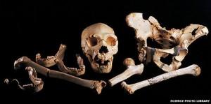 Учени откриха човешка ДНК на 400 000 години